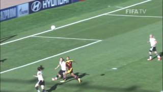 Match 3: Venezuela v Germany - FIFA U-17 Women's World Cup 2016