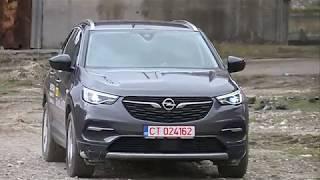OPEL Grandland X 2018 - Test Drive