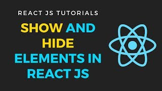 reactjs - Show and hide elements based on state