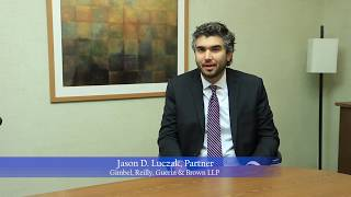 Gimbel, Reilly, Guerin & Brown, LLP Video - Meet Attorney Jason D. Luczak