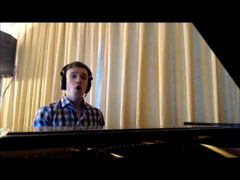 """Roads"" - Piano/Vocal Cover (opb. Chris Mann)"
