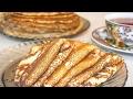 БЛИНЫ ДРОЖЖЕВЫЕ НА МОЛОКЕ «Боярские» - Очень вкусные! Отличный рецепт!
