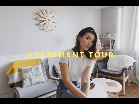 MY APARTMENT TOUR // Studio In Vancouver, BC