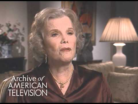 Nanette Fabray discusses working on