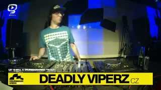Deadly Viperz - DRUM&BASSARENA NIGHT Slovakia @ SPY club - Prtizanske 18. April 2014