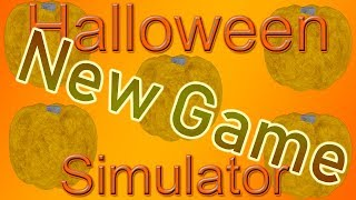 Halloween Simulator | New ROBLOX Game | Releases October 15th, 2019 | Link in Description