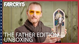 Far Cry 5: Father Edition Unboxing with Greg Bryk (The Father) | Ubisoft [NA]