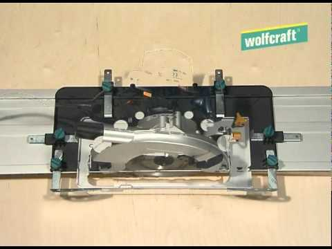 FKS 115 - Guide rail for circular saw (int.)