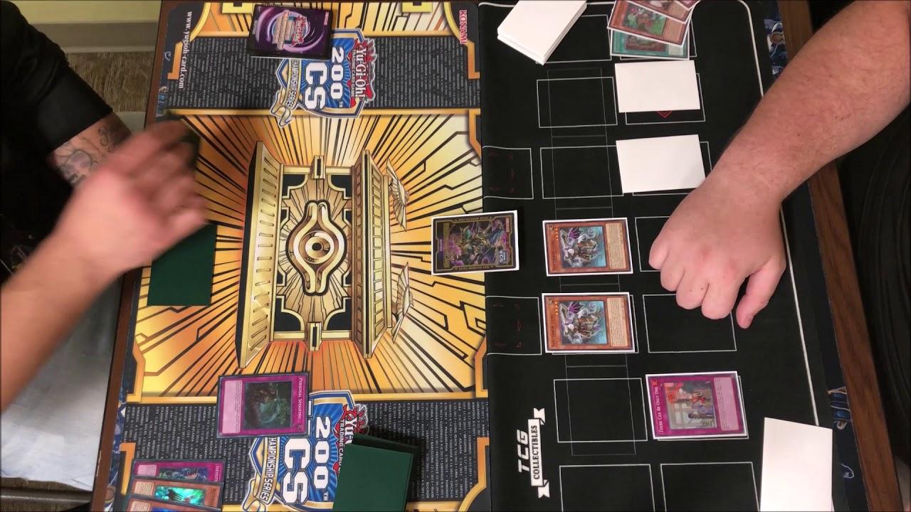 Yu-Gi-Oh! Fargo, ND Regional - Altergiest Vs  Subterror Round 4 Game 1