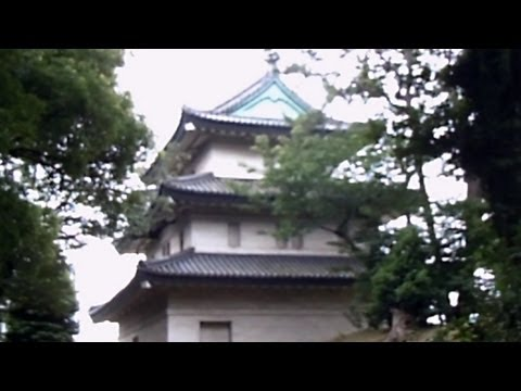 Japanese Shogun's Castle and Emperor's Palace!