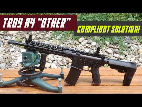 Troy A4 AR-15