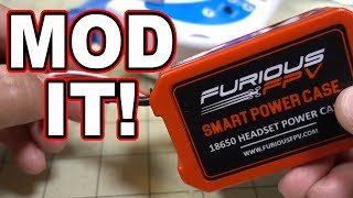 FuriousFPV Smart Power Case Mod 🛠️