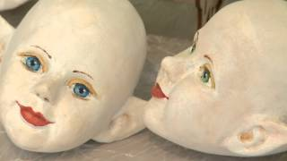 Авторские куклы Натальи Островской