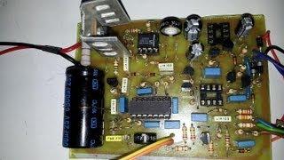 Como hacer un detector de metales casero 1.Homemade metal detector.