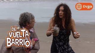 ¡Luis Felipe y Mercedes sobrevivieron a la caída del avión! - De Vuelta al Barrio 04/04/2018