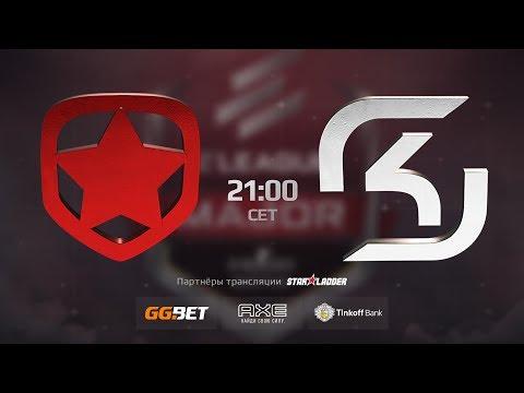 Gambit vs SK, overpass, ELEAGUE Major Boston 2018