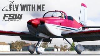 Flight Sim World - First Look!