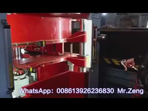 Green Sand Casting Equipment To Produce Car Brake Discs | Automatic Molding Machine