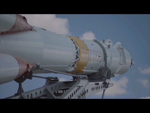 Following in Gagarin's footsteps - Tim Peake: How to be an Astronaut - BBC Two