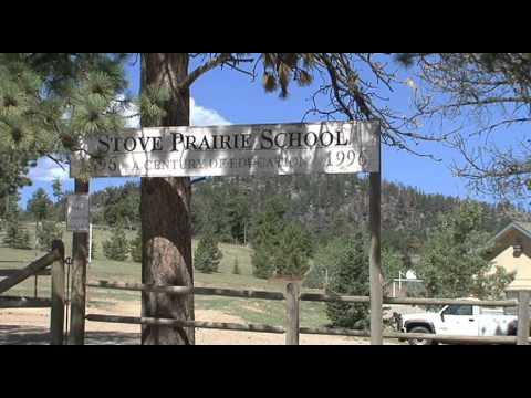 view High Park Fire video