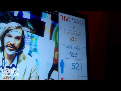 InfoComm 2015: T1V Demos VisoMetrics Video Analytics System