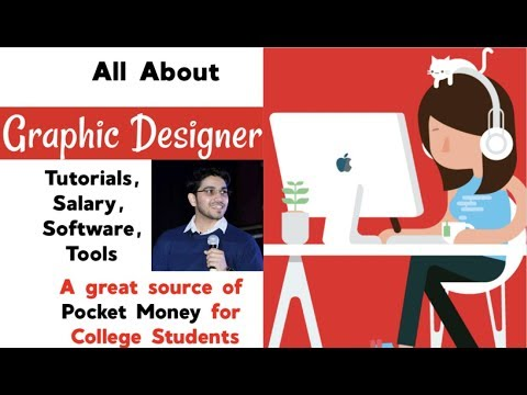 Everything about Graphic Design | Best for College Students 🔥 | Salary, Tutorials, Software
