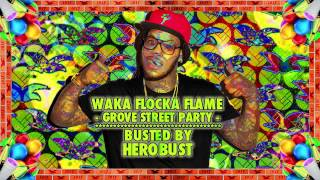 Waka Flocka Flame - Grove St Party... @ www.OfficialVideos.Net