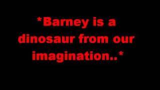 Barney Dinosaur Lyrics