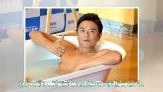 原田龍二 前代未聞の全裸記者会見 ---------------------------- SUBSCR...