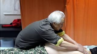 周福寶老師 柔式推拿 腰背部按摩