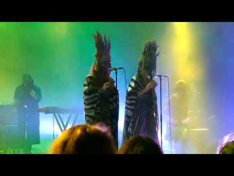 Goat - Union of Mind and Soul - Live at Kulttuuritalo, Helsinki, Feb  3, 2018
