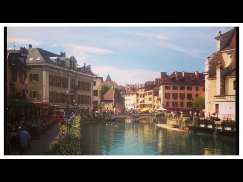 Travel Vlog #1: Annecy, France
