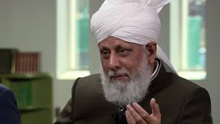 Prophetic Words of Ahmadiyya Caliph (Khalifa) on recent USA Civil War