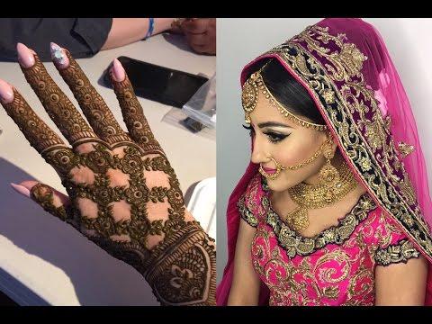 VLOG | Bridal Henna | keepingupwithmona