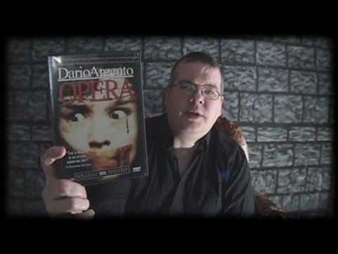 Dario Argento's Opera Limited Edition Review