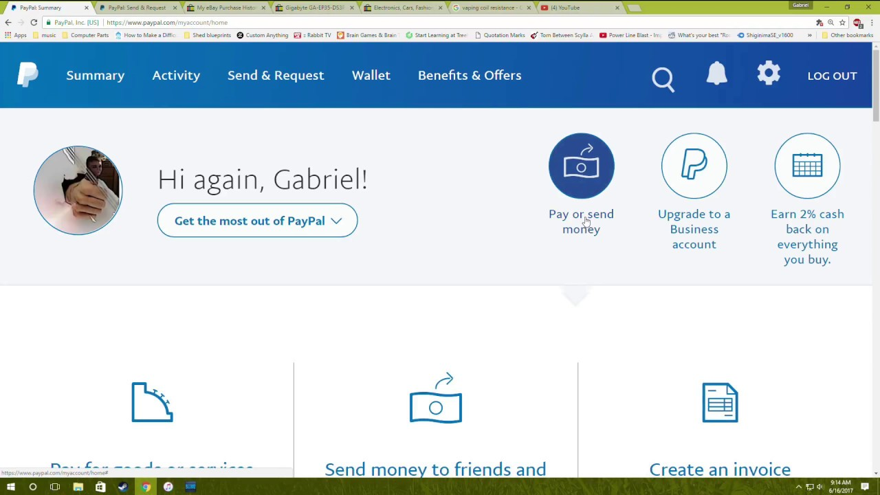 How To Send Paypal Money For Free Without Fee