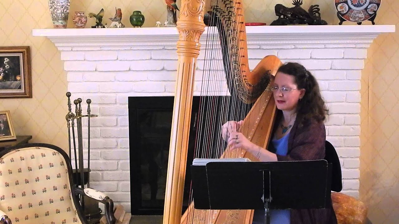 Pachelbels Canon In D Harp Solo