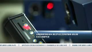 Opis Labolatoriów Centrum Informatyzacji i Bezpieczeństwa Transportu - WSEI Lublin
