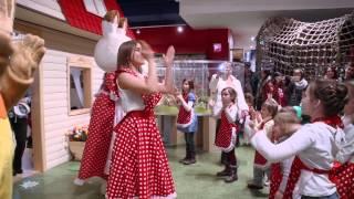 Sylvanian Families. Мир Hamleys в Центральном детском магазине на Лубянке.