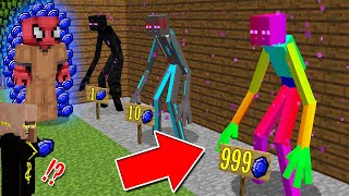 FAKİR MUTANT ENDERMAN SATICISI OLDU! (1 MUTANT ENDERMAN 9999 SAFİR!) - Minecraft