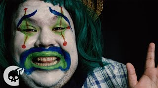 Demon Clown | Funny Short Film | Scary Movie | Crypt TV