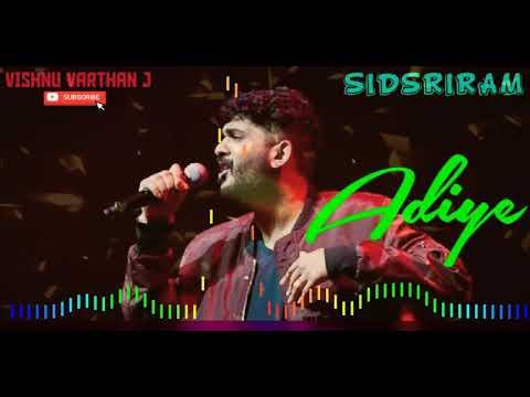 adiye---sid-sriram---tamil-hit-songs