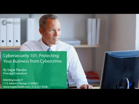 Cybersecurity 101 - What is Cybercrime?