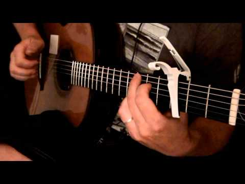 Roar (Katy Perry) - Fingerstyle Guitar