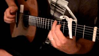 Roar (Katy Perry) - Fingerstyle Guitar