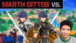 Is marth better? Dittos vs Mr. E