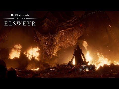 The Elder Scrolls Online: Elsweyr - Official E3 Cinematic Trailer