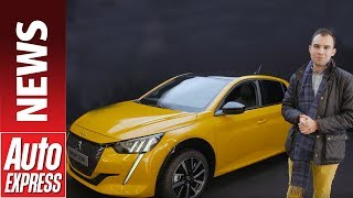 New 2019 Peugeot 208 - meet the French brand&#39s Ford Fiesta rival