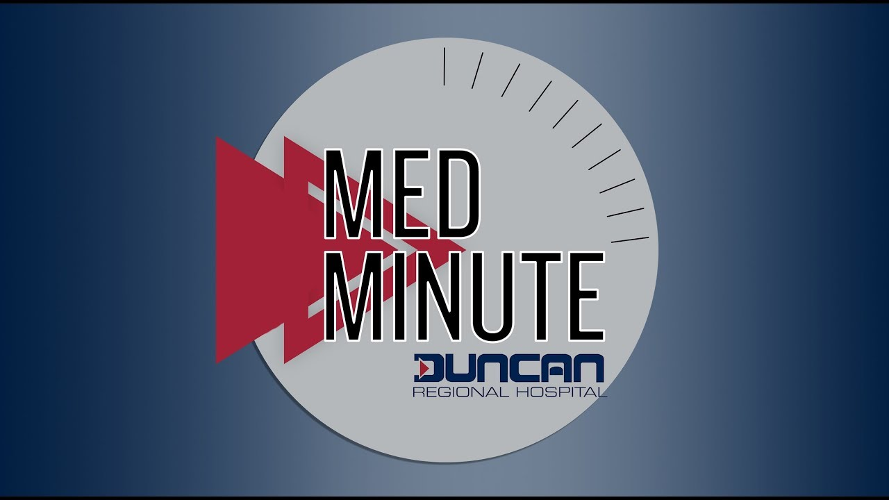 Med Minute November 2019 Diabetes Awareness Month Youtube