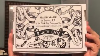 Check out this awesome beard care kit from Black Ship Grooming Co